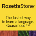 Rosetta Stone: Choose from 30 Languages